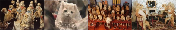 "'Kitten's Wedding"", etc"